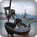 ANCHOR & ANCHOR CHAIN