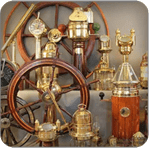 MARINE SALVAGE & ANTIQUES