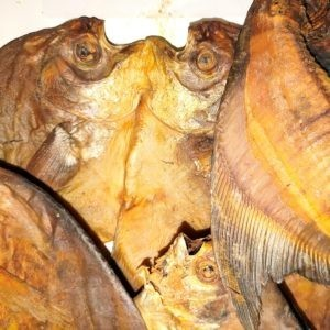 RUP CHANDA DRIED FISH --Shutki-(অর্গানিক) রূপচাঁদা শুঁটকি বড়