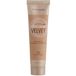 Maybelline New York Dream Velvet Soft-Matte Hydrating Foundation