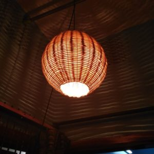 Ceiling Hanging Handicraft Lampshade