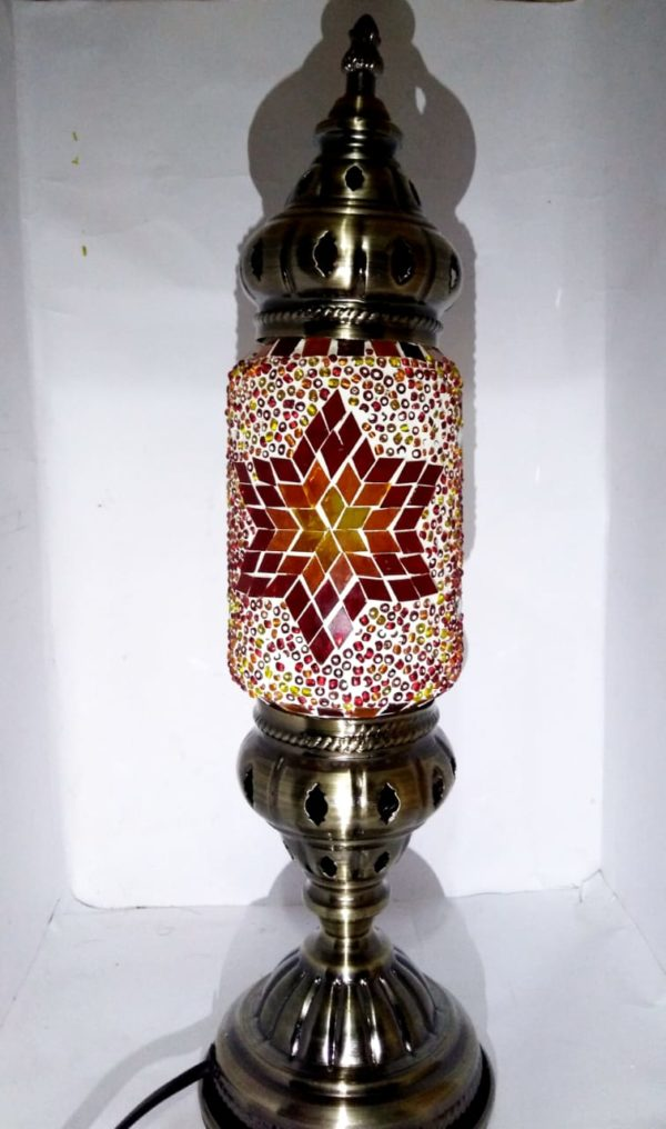 Imported Table Stand Turkish Lamp
