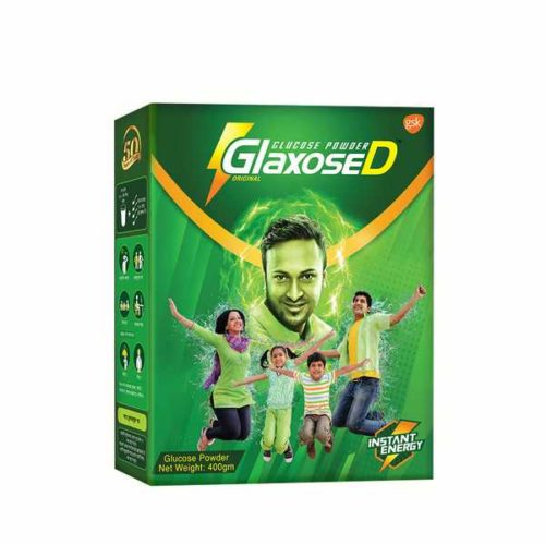 Glaxose D Pack - 400 gm