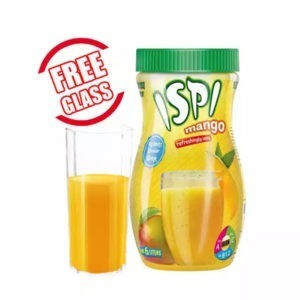 ISPI Instant Powder Drink Jar Mango 750 gm
