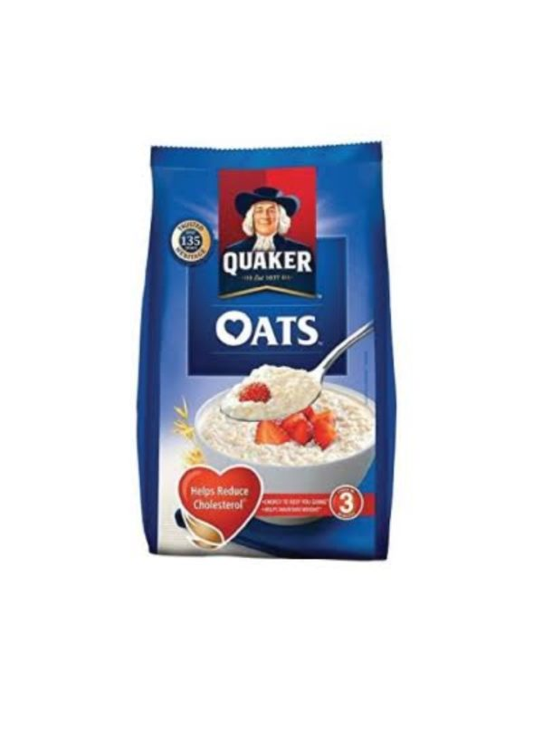 QUAKER Oats Pouch - 500gm