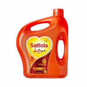 Saffola Active Oil (Blended Edible Vegetable Oil)
