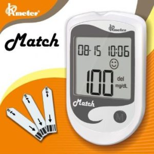 Blood Glucose Meter ok match