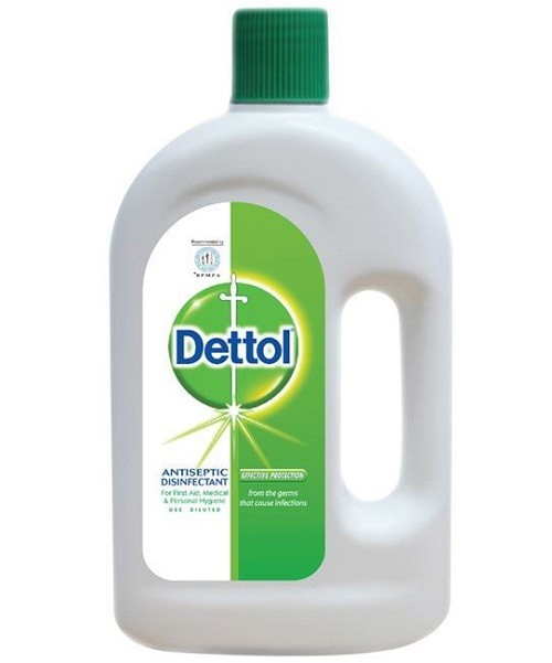 Dettol Antiseptic Liquid (Brown) Single Pack 500 ml