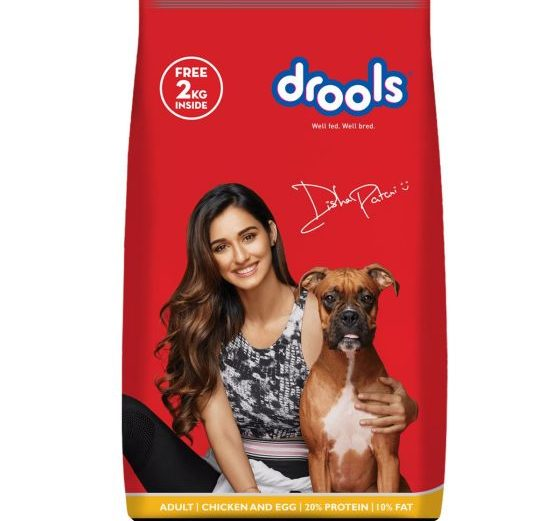 Drools Adult Dog Food Chicken And Egg 10 kg