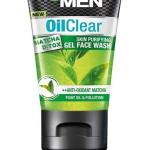 Garnier Men Oil Clear Gel Face Wash - 100 gm