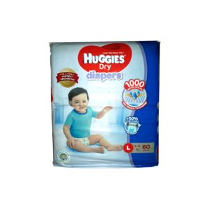 Huggies Dry Baby Belt Diaper L 9-14 kg