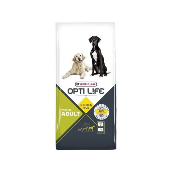 Opti life Maxi Adult Dog Food
