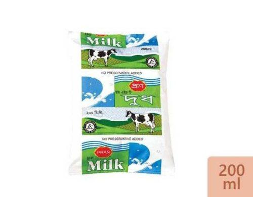 PRAN UHT Milk 200 ml