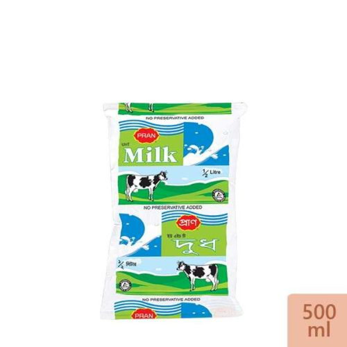 PRAN UHT Milk 500 ml