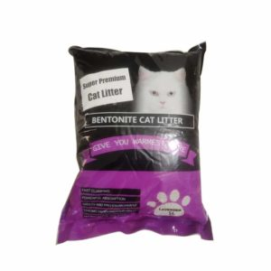 Super Premium Cat Litter (Lavander) 5 ltr