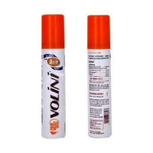 Volini Pain Releiver Spray- 143ml/ 100g