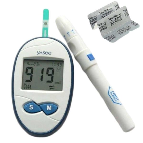 YASEE Diabetic Monitoring Machine