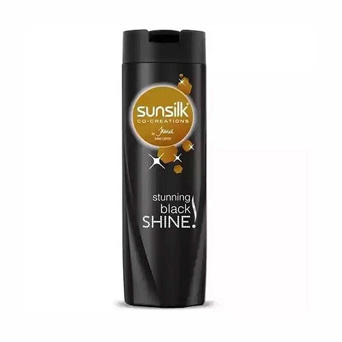 Sunsilk Shampoo Stunning Black Shine 375 ml