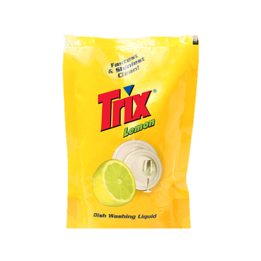 Trix Dishwashing Liquid Lemon Refill 250 ml