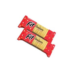 Fit Crakers Masala Biscuits 60 gm