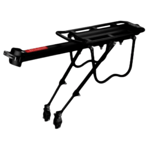 BICYCLE REAR BACK RACK-BLACK