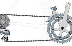 GIAR CYCLE CHAIN