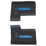 SHIMANO BICYCLE FORK COVER (2-PIECE) – BLACK