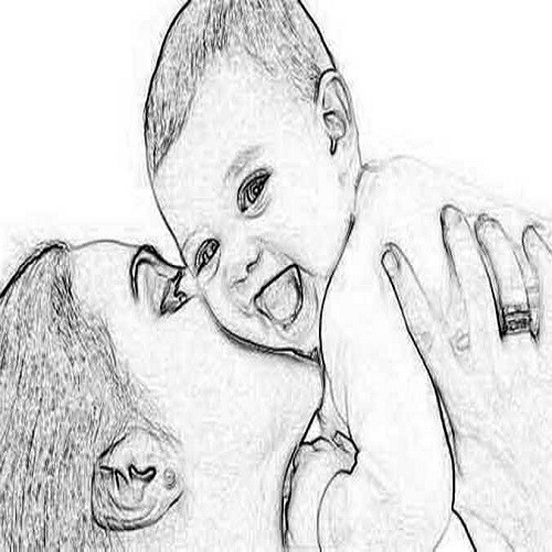 loved for mother