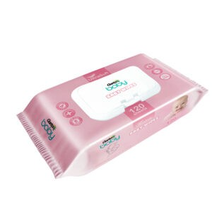 Clariss Baby Wipes (Ultra Soft) 120 pcs