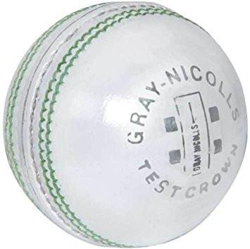 Gray Nicolls White Cricket Ball