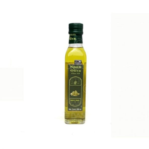 Span Oliva Olive Oil 250ml